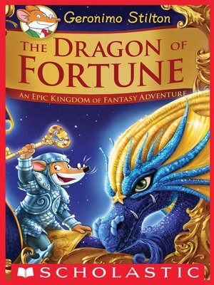 cover image of The Dragon of Fortune